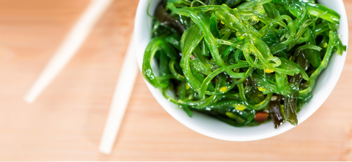 Skip the Chips — Snack on Seaweed