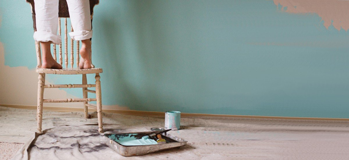 Paint That Room Without Harmful Fumes