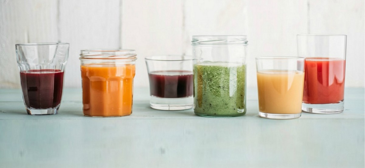 To Sip, or to Chew? That is Question (with Juicing)